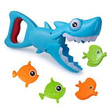 Hoovy Bath Toys Fun Baby Bathtub Toy Shark Bath Toy for Toddlers Boys & Girls 4
