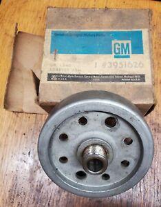 Chevy GMC OEM Oil Filter Adapter For Canister V8 Engine 3951626 1967 or Older IV