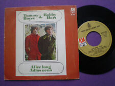 TOMMY BOYCE & BOBBY HART Goodbye  SPAIN 45 1968 BRILLIANT FY POP PSYCH POPSIKE