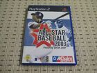 All-Star Baseball 2003 für Playstation 2 PS2 PS 2 *OVP*