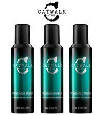 Tigi Catwalk - Strong Hold Mousse - Tenuta Lunga Durata - 3 X 200 ml