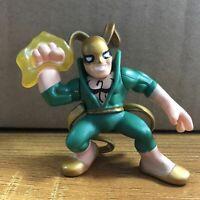 Marvel Super Hero Squad Iron Fist Loose Figure Adventures Series Kids Gift