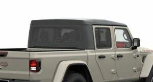 2020-2021 Jeep Gladiator Mopar OEM Soft Top Kit Black Twill