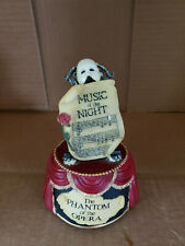 Phantom of t Opera Music Box Music of the Night San Francisco Music Box Company