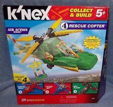 K'Nex Air Action Series Rescue Copter Building Set 231 Pieces Set #4