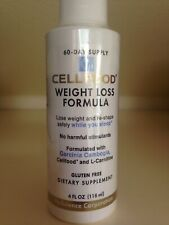 Cell Food Natural Weight Loss Formula, With Garcinia Cambogia, L-Carnitine NEW