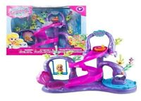 Splashlings Coral Playground Playset Ages 5+ Toy Play Swim Water Girls Boys Gift