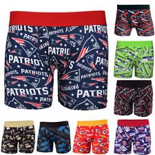 NFL Football Team Logo Repeat Comression Underwear Mens - Pick Team
