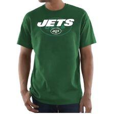 NWT NFL Licensed Men s Majestic New York Jets Pick Six T-Shirt - Green Sz dffac9b2b