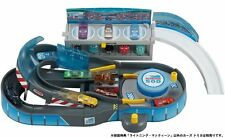 Disney Cars Tomica Round and Racing! 2way Circuit First Edt + lightning McQueen