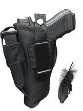 Nylon Feather Lite Gun Holster For Glock 22,25,26,27,28,31,32,38,39