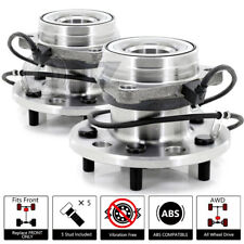 2x 515019 For 95-02 Chevrolet Astro[Fits AWD w/ABS]FRONT Wheel Hub Bearing Units