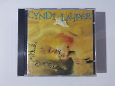 "CYNDI LAUPER ""TRUE COLORS"" EXCLUSIVE & RARE SPANISH CD FROM ""ROCK"" COLLECTION"