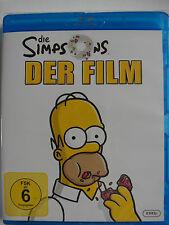 Die Simpsons - Der Film - Homer, Bart, Marge, Maggie - Kinder Familie Animation