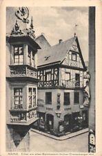 MAINZ - Mayence - erker am alten  Gymnasium-  Allemagne -