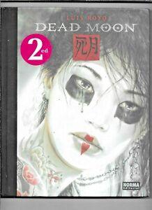 Dead Moon  Luis Royo 2011 in French HC 2nd Ed. Heavy Metal Art FN+ 9788498471441