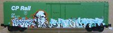 Graffiti Collector Series car #8,  Warrior  Special Run Nr 421 of 500