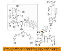 VW VOLKSWAGEN OEM 06-10 Jetta Turbocharger Turbo-Return Line Gasket 06F145757L