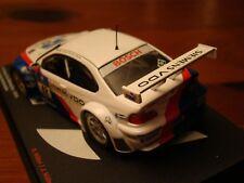 1/43 BMW M3 V8 GTR 24 horas Nurburgring 2004 Nordschleife pegado Muller Lamy Raro