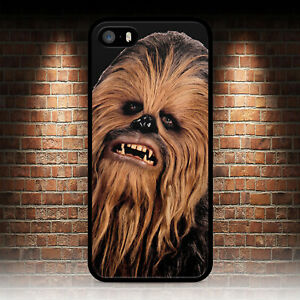 CHEWBACCA STAR WARS PHONE CASE FOR IPHONE 4 5 5S SE 5C 6 6S 7 8 PLUS X XR MAX 11