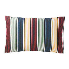 "Ikea KUDDVIVA Cushion Cover Striped Pillow Cover 16 x 26"" Multicolor NEW"
