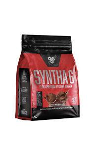 BSN Syntha-6 Whey Protein 10 lb Chocolate milkshake with 10G EAA
