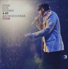 Juan Luis Guerra 4.40 Ason de Guerra Tour CD New Nuevo Sealed
