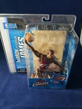 McFarlane NBA Series 7 LeBron James 2nd Edition Figure Cleveland Cavaliers