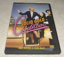 The Solid Gold Cadillac DVD RARE oop
