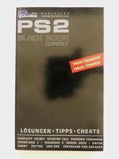 PS 2 Black Book Compact Lösungen Tipps Cheats Splinter Cell Sammlerausgabe