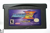 Mega Man Zero [Nintendo Game Boy Advance GBA Megaman Zero Z AUTHENTIC USA SELLER