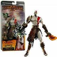 "NECA 7"" Kratos - God of War - Golden Fleece PLAYER Action Figure - (NEW SEALED)"