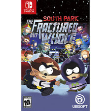 South Park: The Fractured But Whole Switch [Brand New]