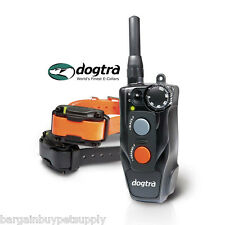 Dogtra Compact 1/2 Mile Remote Dog Trainer 2 Dog System with Pager 202C