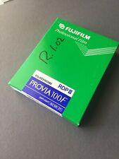 Fujifilm Provia 100F 50 Sheets 4x5 Film SEALED RDP III
