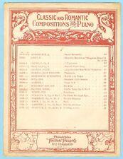 CRADLE SONG by MISKA HAUSER Op. 11 No. 2 (c. 1918)