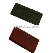 2 Pulido Bares Para Pulir Ruedas Metal, plástico, Oro Plata Aluminio Etc