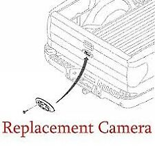 2011-2014 F150 Plug & Play Replacement Camera Module with Ford Housing and Emble