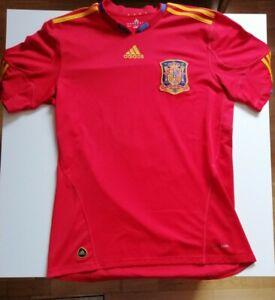 Spanien Trikot Torres 2010 Adidas M