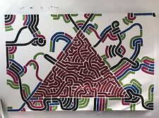 Squiggle Pyramid By Kyle MacDonald Original Squigglecore™ Artwork