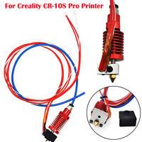 Für Creality CR-10S Pro 3D Drucker Zubehör Extruder Hot End Radiator Kit Ersatz