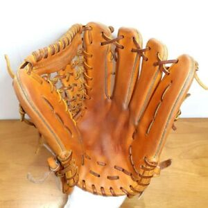 Wilson Baseball Glove Basic Lab for outfielders without box used from Japan