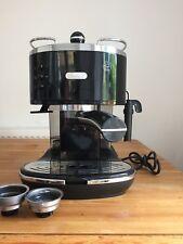 DeLonghi Icona Coffee Machine - Black