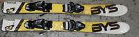 kids skis Head 87cm + tyrolia SX4.5 size adjustable Bindings 15.5-18.5 mondo NEW