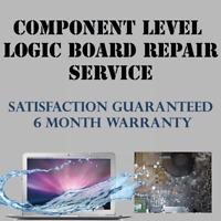 MacBook Air A1466 (2012-2017) Logic Board NO BACKLIGHT Repair Service