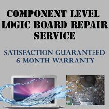 MacBook Air A1466 820-3437 A/B Logic Board NO BACKLIGHT Repair Service