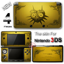 Legend of Zelda Majora's Mask SKIN STICKER COVER DECAL #2 for Nintendo 3DS