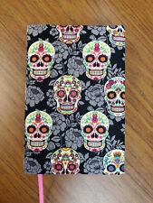 Book Cover - Alcoholics Anonymous - AA Big Book - Sugar Skulls #9