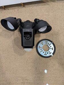 Ring Floodlight Motion Security Camera - Black (88FL001CH000)