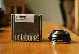 Metabones Leica R to Micro Four Thirds 4/3 As New